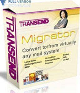 Transend Migrator v12.9 Build 1364