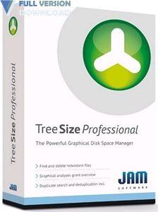 TreeSize Professional v7.1.1.1454