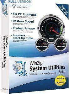 WinZip System Utilities Suite v3.7.2.4