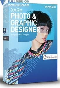 Xara Photo & Graphic Designer v16.2.0.56957