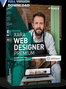Xara Web Designer Premium v16.2.0.56957