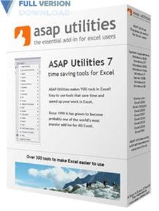 ASAP Utilities v7.6.2