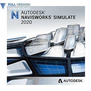 Autodesk Navisworks Simulate 2020.1