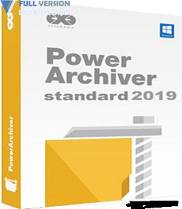 PowerArchiver 2019 Standard v19.00.50