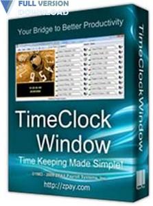 ZPAY TimeClockWindow v2.0.58.0