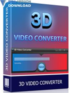 3D Video Converter v4.5.4