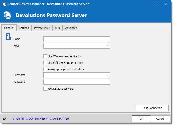 Devolutions Password Server Console 2019.1.13.0
