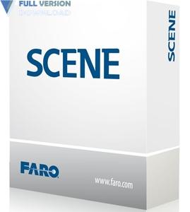 FARO SCENE v7.1.1.81