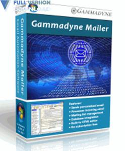 Gammadyne Mailer v57