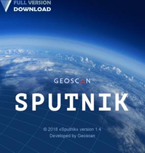 Geoscan Sputnik GIS v1.4.11208