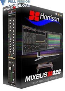 Harrison Mixbus 32C v5.1.0