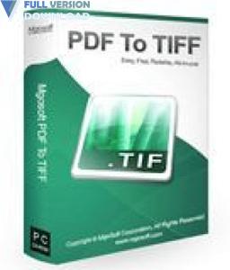 Mgosoft PDF To TIFF Converter v12.0.1