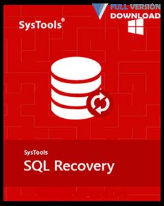 SysTools SQL Recovery v9.0.0.0