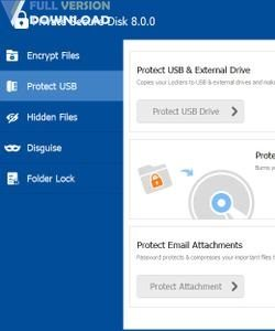 ThunderSoft Private Secure Disk v8.0.0