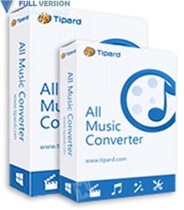 Tipard All Music Converter v9.2.16