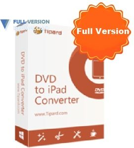 Tipard DVD to iPad Converter v9.2.20