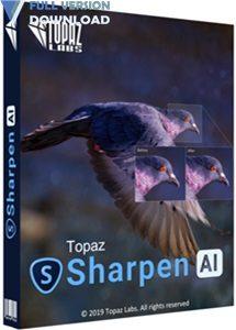 Topaz Sharpen AI v1.3.1