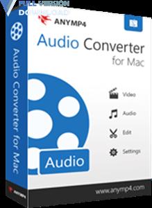 AnyMP4 Audio Converter v7.2.18