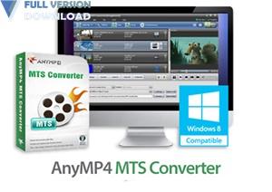 AnyMP4 MTS Converter v7.2.26