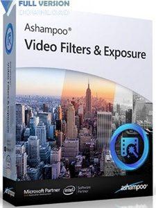 Ashampoo Video Filters & Exposure v1.0.1