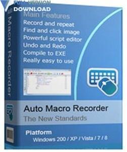 Auto Macro Recorder v4.6.2.8