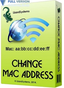 LizardSystems Change MAC Address v3.6.0.149
