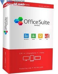 OfficeSuite Premium Edition v3.50.26910.0