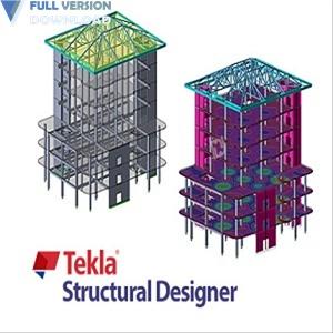 Tekla Structural Designer 2019i SP1 v19.1.2.16