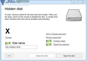 Cyrobo Hidden Disk Pro v5.01