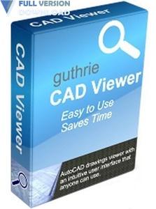 Guthrie CAD Viewer 2020 A.03