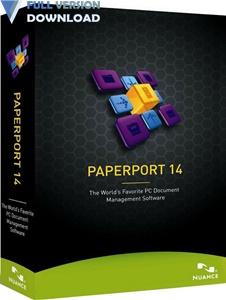 Nuance PaperPort Professional v14.6.16416.1635