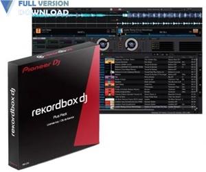 Pioneer DJ Rekordbox Premium v5.8.1