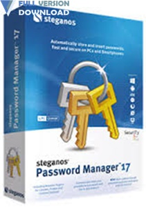 Steganos Password Manager v20.0.9 Revision 12495