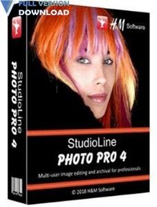StudioLine Photo Pro v4.2.50