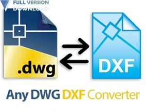 DWG DXF Converter Pro v2020.0