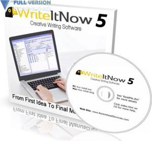 WriteItNow v5.0.4