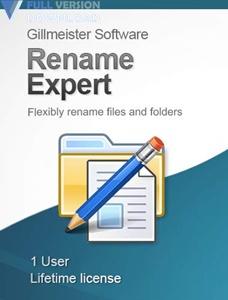 Gillmeister Rename Expert v5.19.0
