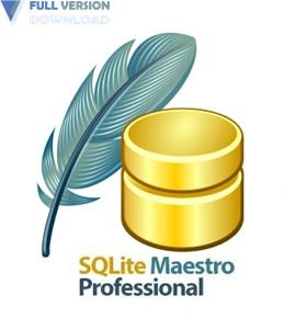 SQLite Maestro Professional v16.11.0.10