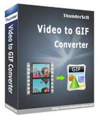 ThunderSoft Video to GIF Converter v2.9.0.0