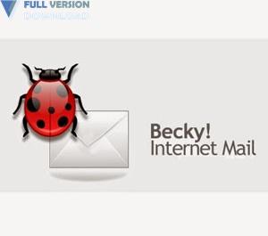 Becky! Internet Mail v2.75.00