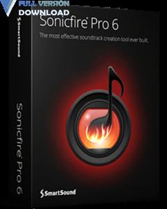 SmartSound SonicFire Pro v6.4.6