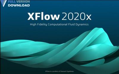 DS Simulia XFlow 2020x Build 110.08