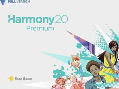 Toon Boom Harmony Premium 20.0.0 Build 15996