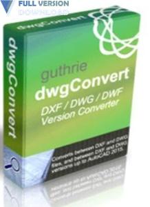 Guthrie dwgConvert v2020