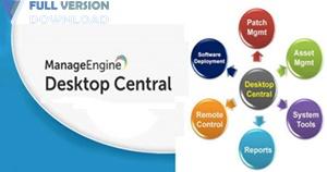 ManageEngine Desktop Central Enterprise v10.0.554