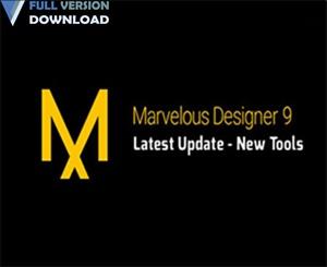 Marvelous Designer v9.5 Enterprise 5.1.455.28687