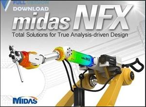 midas NFX v2020 R1 Build 202005201