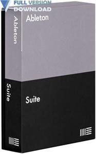 Ableton Live Suite v10.1.18