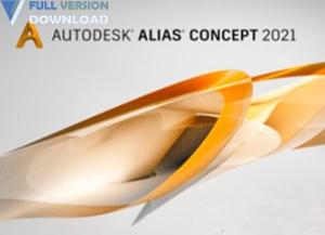 Autodesk Alias Concept v2021.1