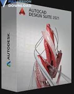 Autodesk AutoCAD Design Suite Premium v2021.3